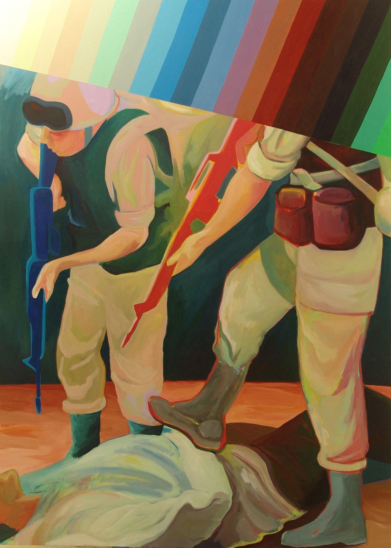 RED-&-BLUE,-2013-(INACABADA),-180X160cm,-acrilico-tela